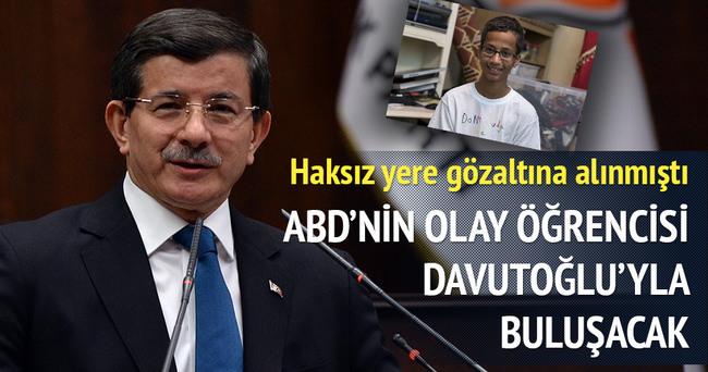 ABD'nin olay öğrencisi Davutoğlu ile buluşacak