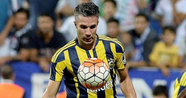 Van Persie: Beşiktaş maçını sabırsızlıkla bekliyorum