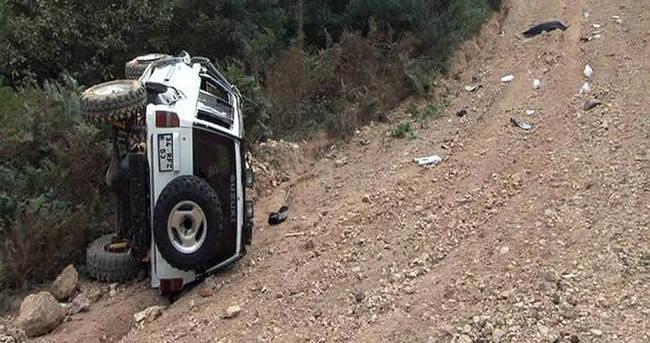 Maltepe'de trafik kazası: 1 ölü, 3 yaralı