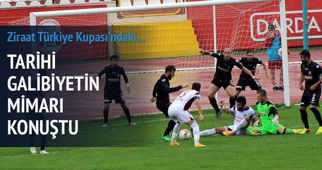 Dardanelspor'un adını Türkiye'ye duyurduk