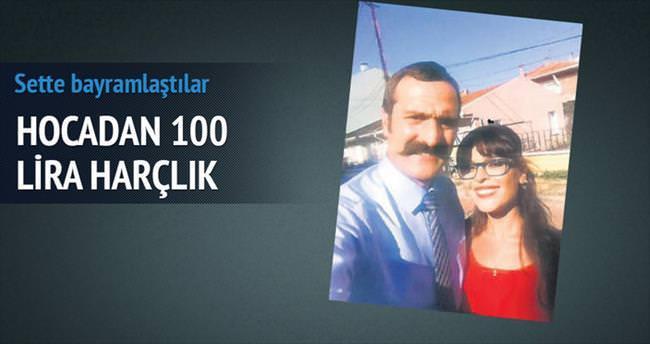 Acar'dan Balçın'a 100 lira harçlık
