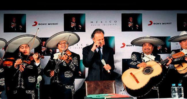 Iglesias'tan veda albümü