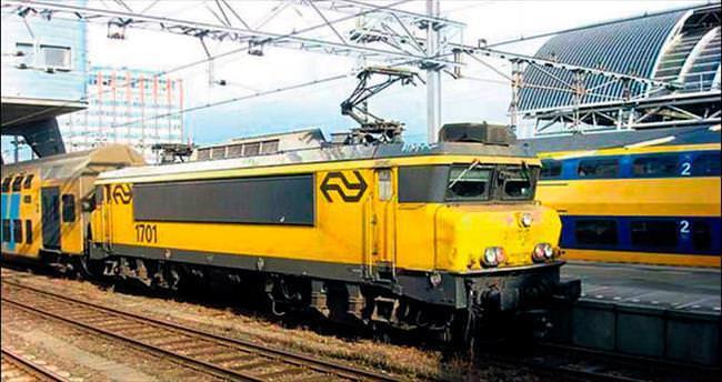 Hollanda'da trenler 2018'de rüzgâr enerjisine geçiyor