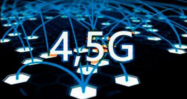4.5G mobil ticarete doping etkisi yapacak
