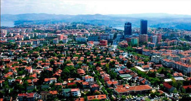 Levent'in villalarına Büyükşehir koruması