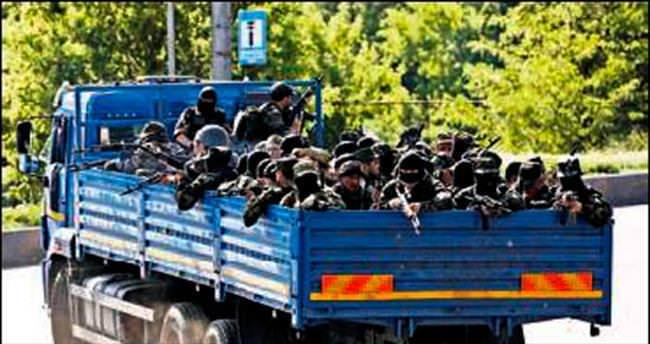 Ukrayna safında yabancılar savaşıyor