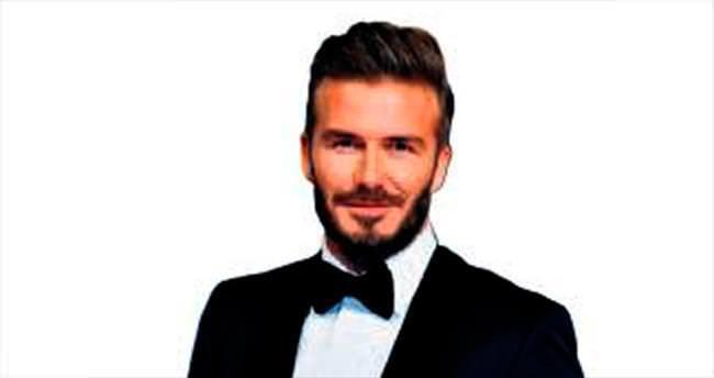 Beckham, Bond rolüne göz kırptı