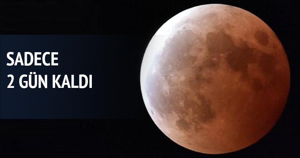 Süper Ay tutulması hakkında bilinmesi gereken 4 şey