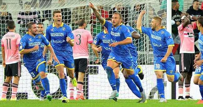 Juventus darmadağın!