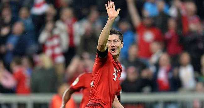 Bundesliga'da, Bayern Münih fırtınası