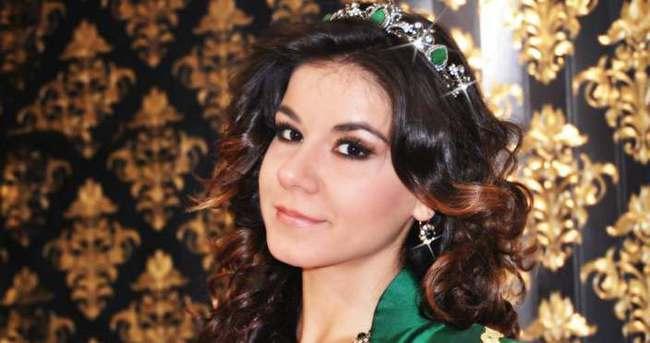 Türkiye güzeli anne oldu