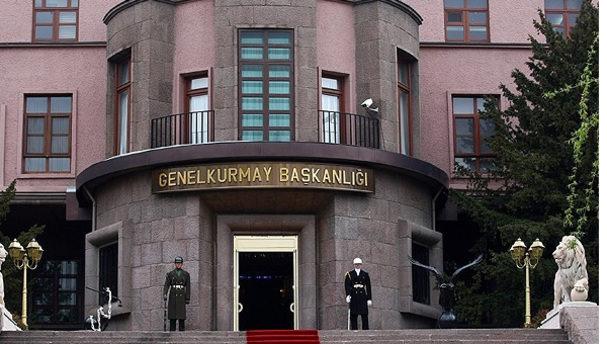 TSK açıkladı: 879 kişi yakalandı