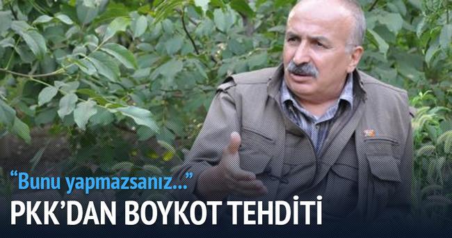 PKK'dan 'Türkçe' çağrısı! 'Bunu yapmazsanız...'