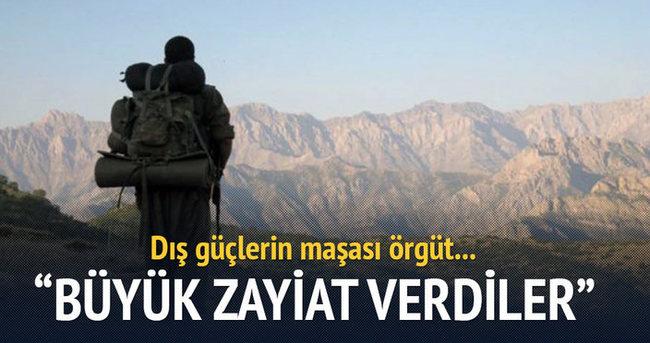 Şahin:PKK dış güçlerin maşası