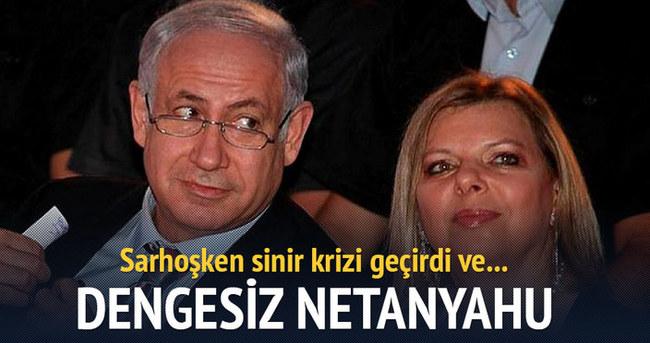 Dengesiz Netanyahu
