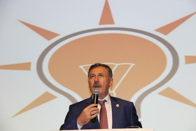 """AK Parti'li Özdağ: """"Güneydoğu Anadolu'dan Bir Santim Toprak Alamazsınız"""""""