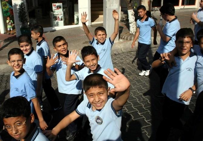 Aydın'da 176 Bin Öğrenci İçin Ders Zili Çalacak