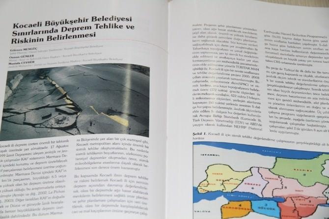 Büyükşehir'in Deprem Çalışmaları Örnek Oluyor