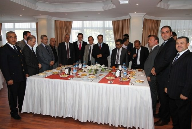 Mardin'de Bayramlaşma Programı