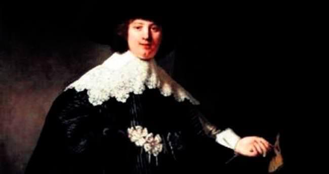 Rembrandt tablosuna servet