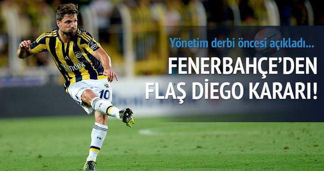 Fenerbahçe'den flaş karar