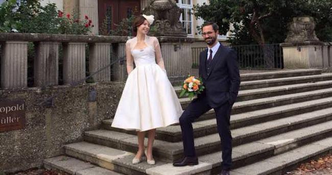 Ünlü oyuncu Selma Ergeç evlendi