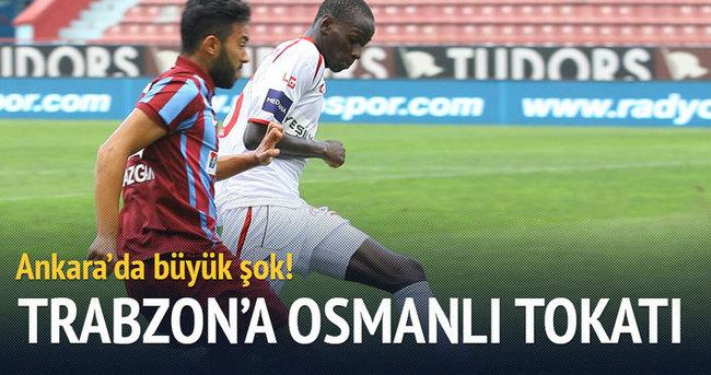 Osmanlıspor 3-1 Trabzonspor