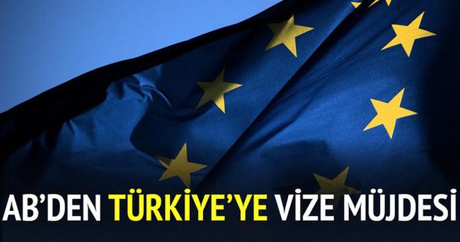 'Türklere AB vizesi 2 yıl içinde kalkabilir'