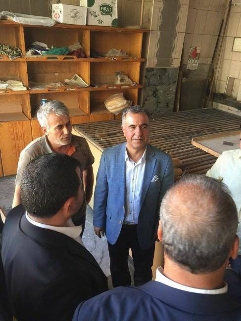 AK Partili Ebubekir Bal Seçim Çalışmalarını Sürdürüyor