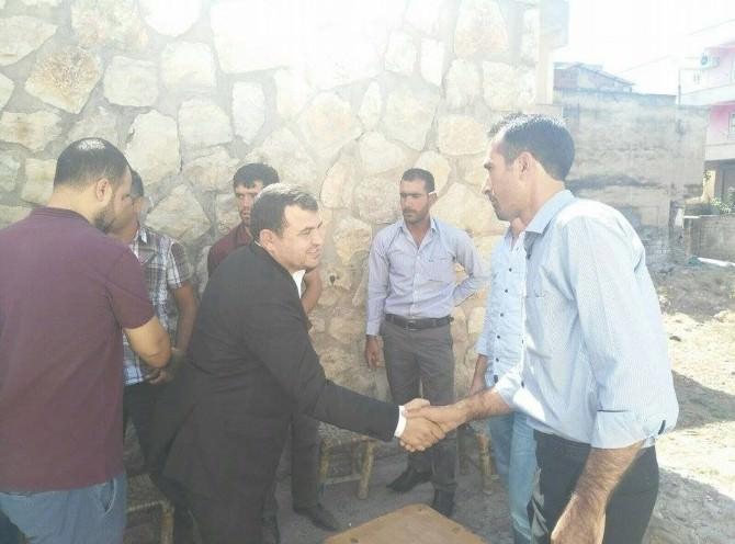 AK Partili Beran Çelik Seçim Çalışmalarına Hızlı Başladı