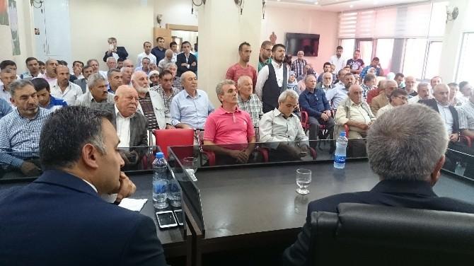 AK Parti Develi İlçe Teşkilatı'nda Bayramlaşma