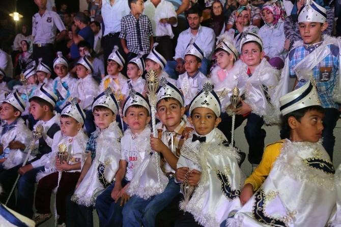 Elazığ'da 380 Çocuğun Toplu Sünnet Töreni Yapıldı