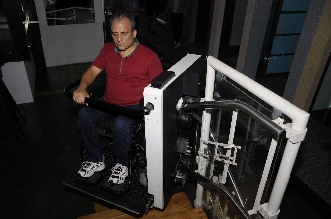 Engelli Amcasını Unutmadı, Türkiye'nin Lider Engelli Asansör Firması Oldu