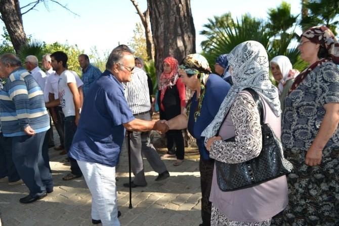 Emekli Orgeneral Saygun'dan Şehit Yakınları Ve Gazilere Yemek