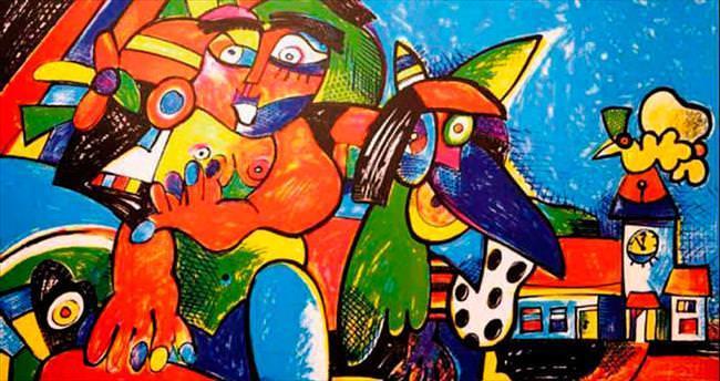 'Dünyanın Renkleri' Ankara'da buluşuyor