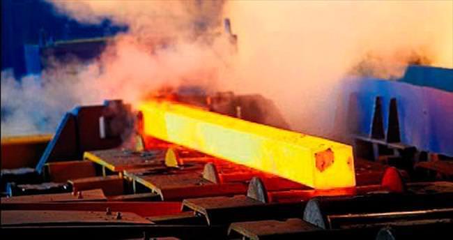 Çelikte 750 bin dolar tasarruf etmek mümkün