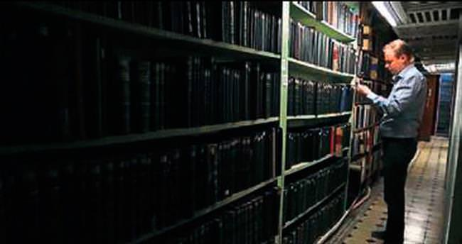 Milli kütüphane belgesel oldu