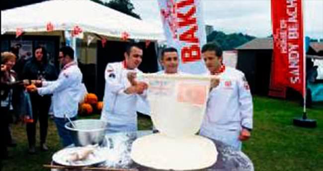Liverpool'da Yiyecek Festivali'ne Türk damgası