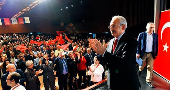 CHP'den adaylara 'tek ses olun' uyarısı