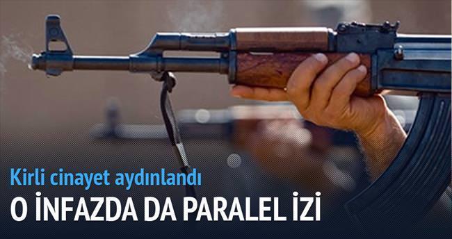 Kirli cinayette 'Paralel' parmağı