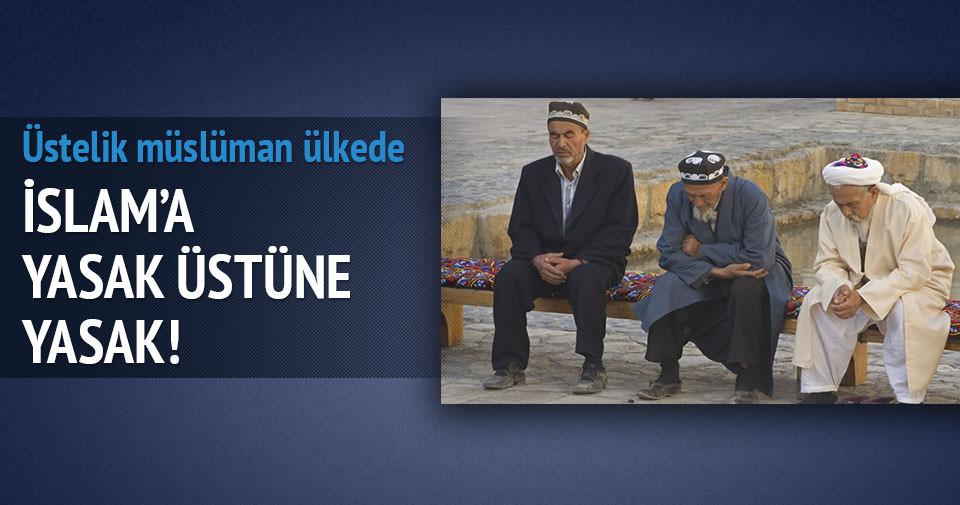Özbekistan'da başörtüsü yasağı