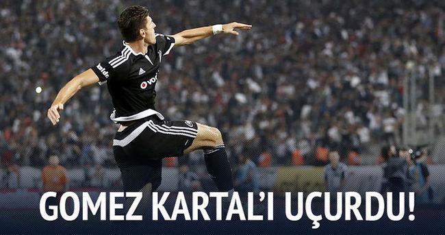 Gomez Kartal'ı uçurdu