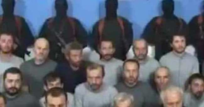 Kaçırılan Türk işçiler serbest bırakıldı iddiası