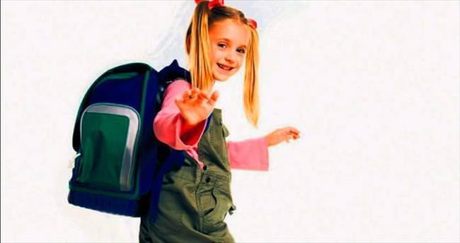 20 kilo olan çocuğun çantası iki kilo olmalı