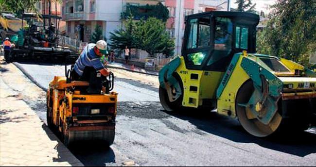 Çankaya asfaltta rekora koşuyor