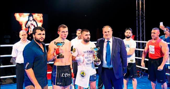 Erdemli'de Şampiyonlar Gecesi heyecanı
