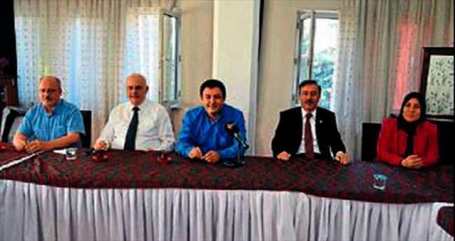 AK Parti Isparta 1 Kasım için hazır