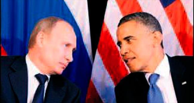 Liderlerin gündeminde Suriye var