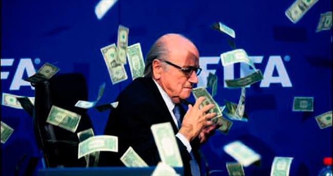 Blatter'i FIFA da soruşturacak!