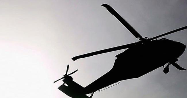 Yüksekova'da PKK'ya helikopterli operasyon